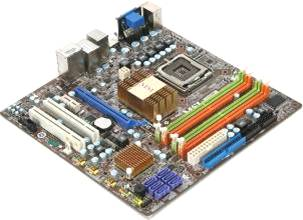 MSI has launched the world's fist mATX motherboard utilizing DrMOS - G45M Digital