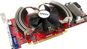 MSI unveils 9cm fan on R4870-MD1G and R4870-MD512 graphics cards