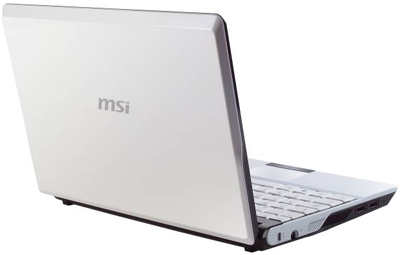 MSI U120 Netbook Web-Ready with 3.5G or WiMAX!