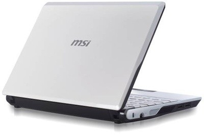 MSI Launches U123 Series in Wind Netbook