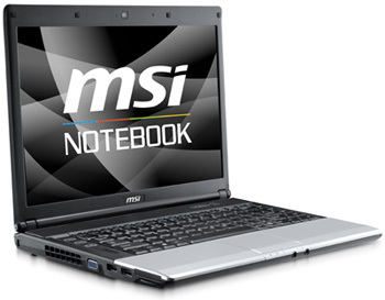MSI VR430, the Perfect Choice for a Fancy but Powerful Notebook