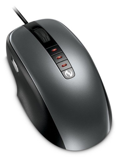 New Microsoft SideWinder X3 Mouse Fits Your Hand and Your Wallet