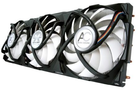 Arctic Cooling intro Accelero XTREME GTX 280