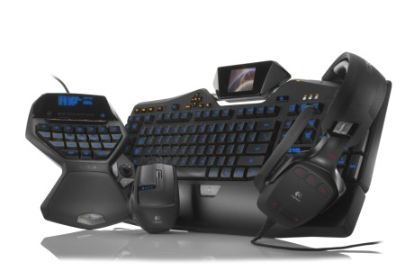 Logitech Gives Gamers Complete Control With New G-series Peripherals for PC Gaming