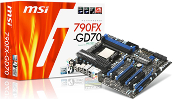 MSI unleash AM3 motherboards with DDR3 support