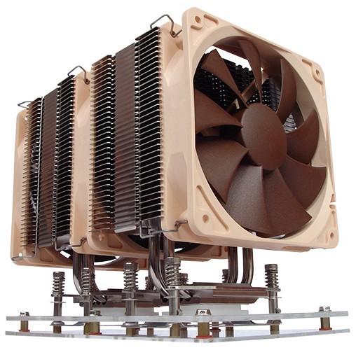 Noctua Presents Quiet CPU Cooler for Xeon 5500