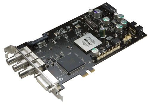 NVIDIA Unveils Industry's First Integrated GPU Platform For Broadcast Production