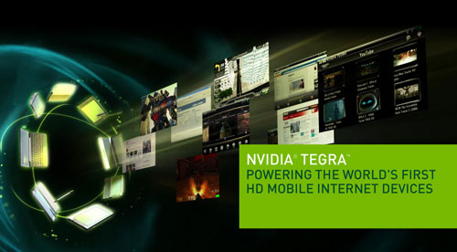 NVIDIA Tegra-Based Devices Revolutionize The 'MID' Market