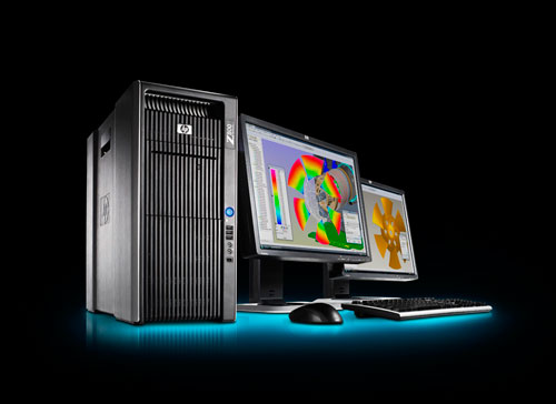 NVIDIA Tesla GPU Computing Solutions Selected For Flagship Z Workstation From HP