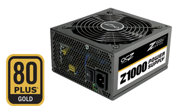 OCZ Technology Achieves 80 Plus Gold and Silver Efficiency with New Z-Series Power Supplies