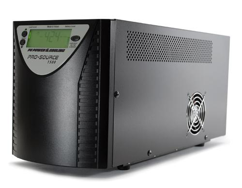PC Power & Cooling introduces the Pro-Source UPS for Ultimate PC Power Protection