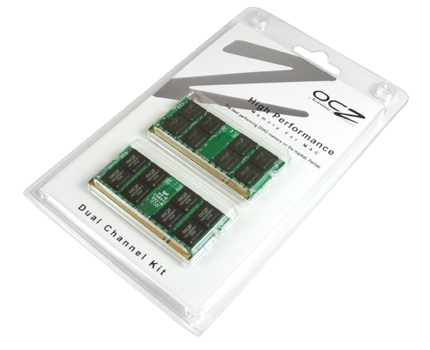 OCZ Technology Launches Mac Edition Vertex Series Solid State Drives and Notebook SODIMMs
