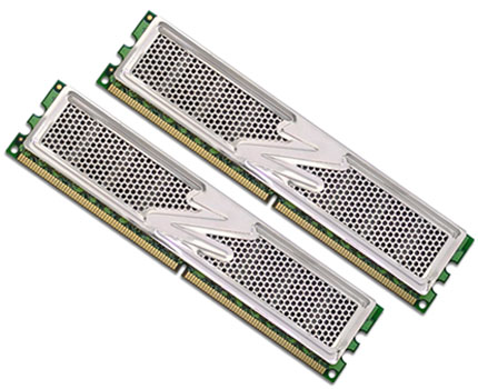 OCZ Technology Group Unveils New High Performance DDR2 Memory Solutions with Emphasis on Lower Power Requirements