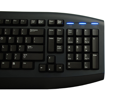 OCZ Technology Announces Availability of the Affordable Sabre Gaming Keyboard with Smart OLED Technology