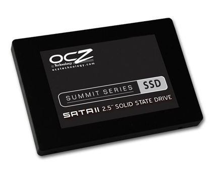 OCZ Introduces Summit Series SSDs