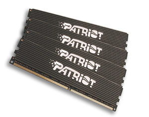 Patriot Memory Releases 8GB DDR2 6400LL Quad Kit