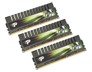 Patriot Brings a Cost Effective Solution to Gaming Memory