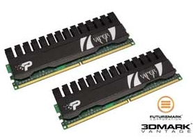Patriot's New Viper II memory kits bundled with Futuremark Software