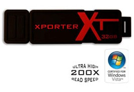 Patriot Memory Releases Improved Xporter XT Boost USB Flash Drive