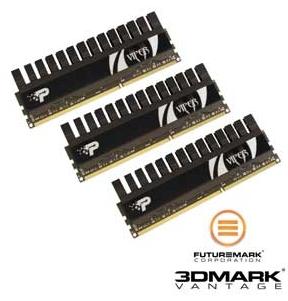 Patriot Adds Futuremark® Bundles to Viper II Tri-Channel Memory Kits