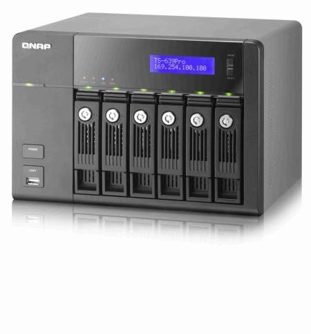 QNAP Unveils Enterprise-grade TS-639 Pro Turbo NAS