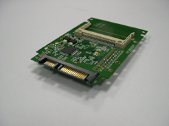 RiData Releases 233x/300x CF Cards and SATA HDD Converter Kit