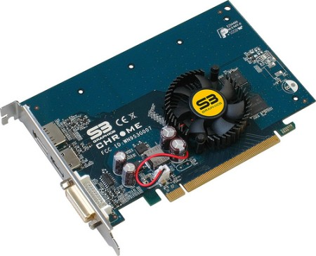 S3 Graphics Chrome 540 GTX: Perfect High-Def Card :: TweakTown USA ...