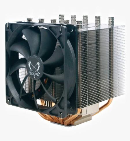 Scythe unveils Mugen 2 CPU Cooler