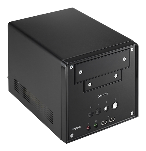 Shuttle Introduces Versatile Mini-PC Barebone, supports AMD processors for socket AM3