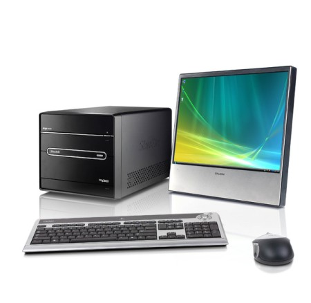 Shuttle releases XPC Barebone SN78SH7 for Phenom II processors from AMD
