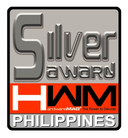 SILICON POWERTM 64GB SATA SSD wins HWM magazine's Silver Award