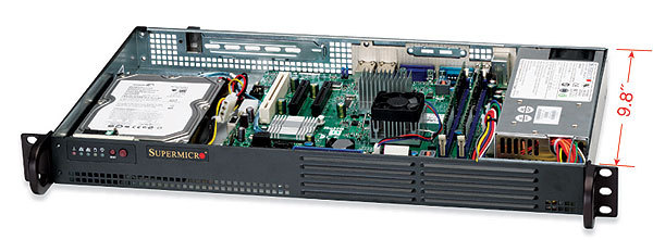 Supermicro Launches 4W and 8W Atom Server Solutions