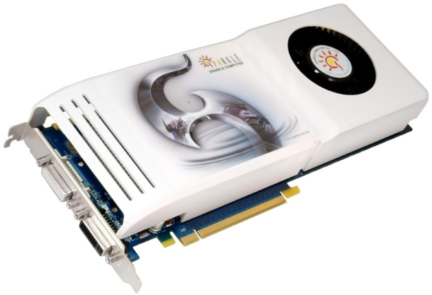 Sparkle Announces GeForce GTX 275 1792 MB