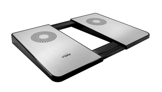 Spire Introduces PacificBreeze II Laptop Cooler