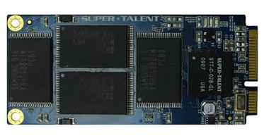Super Talent Releases New Upgrade SSDs for Dell Inspiron Mini 9