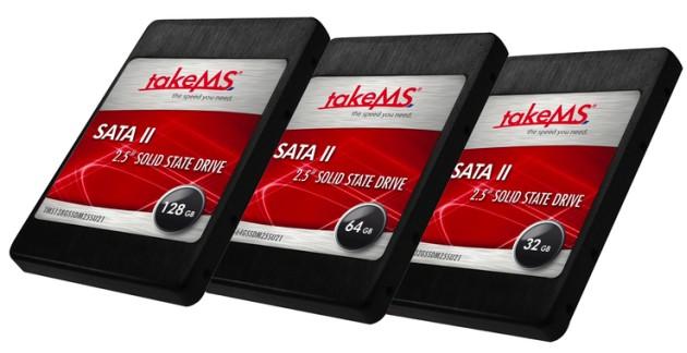 TakeMS Enters the SSD Market