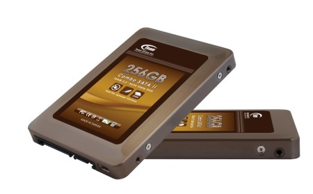 Team launches 256GB Combo SSD