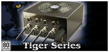 Intoducing Tiger 1200W Modular Power Supply for Graphics Cards