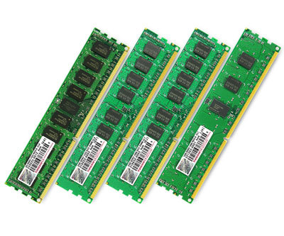 Transcend Unveils Thermal Sensor Equipped Server DDR3 Memory Modules