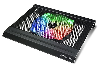 Thermaltake Announces Thermaltake Massive23 Series Notebook Coolers