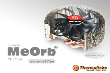 Great Choice for you HTPC Chassis- Thermaltake MeOrb