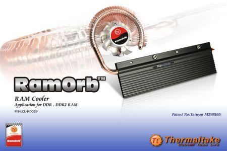 Thermaltake RamOrb Memory Cooler