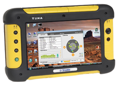 Varlink Announces New Yuma Rugged Tablet Computer From Trimble