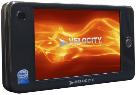 Velocity Micro Unveils Two Ultra Mobile Solutions at the 2009 Consumer Electronics Show