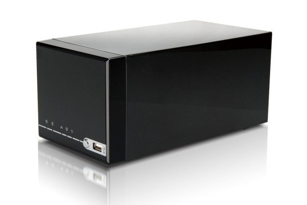 VIA Announces NSD7200 Home and Media Server