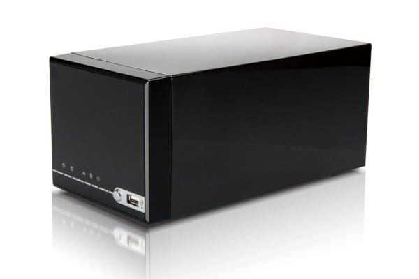 VIA Announces NSD7200 Home and Media Server