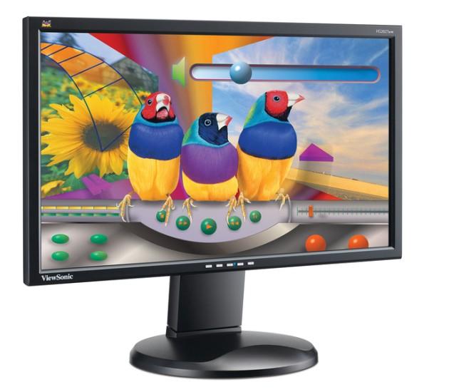ViewSonic Announces New Ergonomic Widescreen LCD Monitors