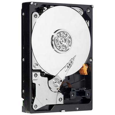 Western Digital Adds 2 TB AV-GP 3.5-inch Hard Drive