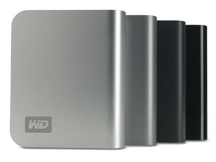 WD's My Book Family of External Hard Drives Now Deliver 2 Terabytes in a Slim, Single-Drive System