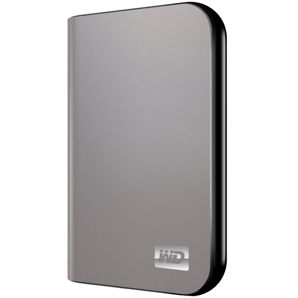 WD Announces Palm-Sized 1 TB My Passport Essential SE External HDD